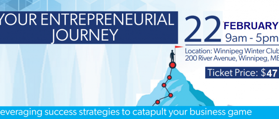 Ticket for Your Entrepreneurial Journey 22 FEB